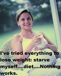 Just Can't Lose Weight