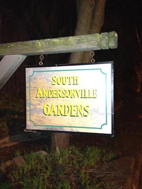 Chicago Neighborhood Boundaries - South Andersonville Gardens