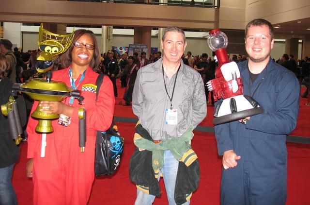 Crow T. Robot, Gerald Cole & Tom Servo