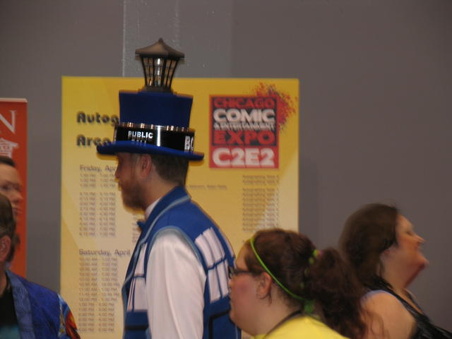 Very Cool Tardis Costume